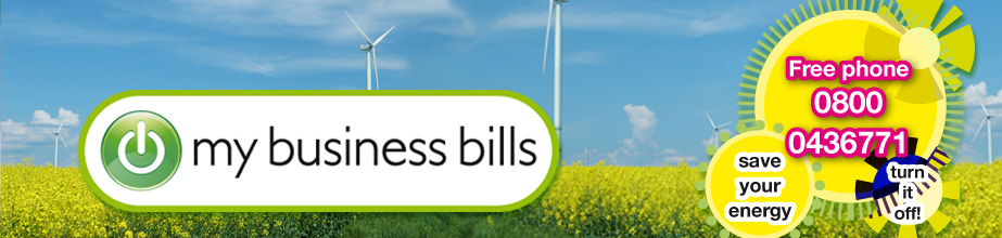My Business Bills - gas and electricity suppliers, brokers and consultants